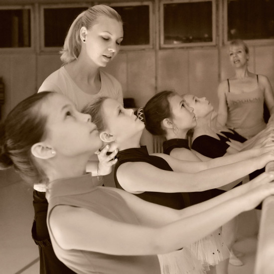Balettóra 15.