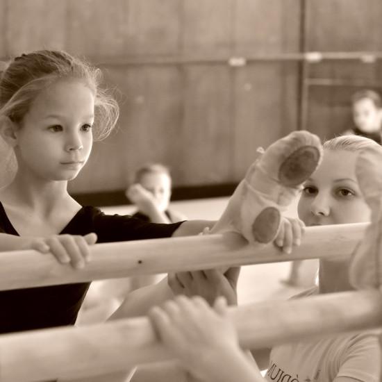 Balettóra 16.