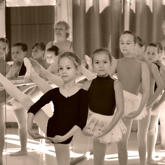 Balettóra 19.