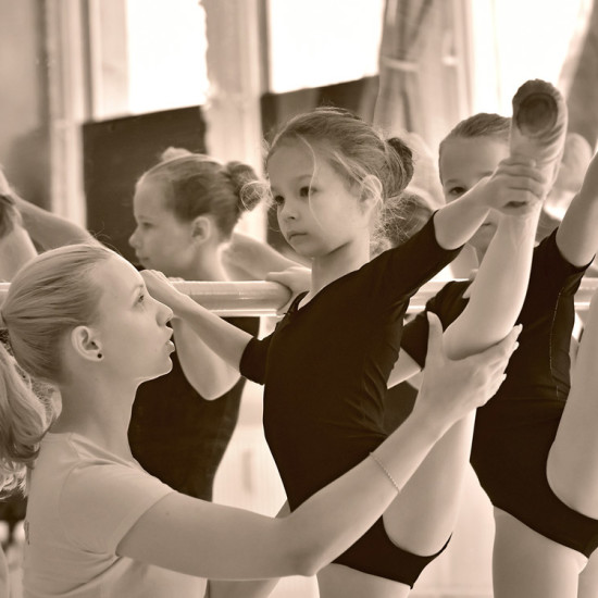 Balettóra 26.