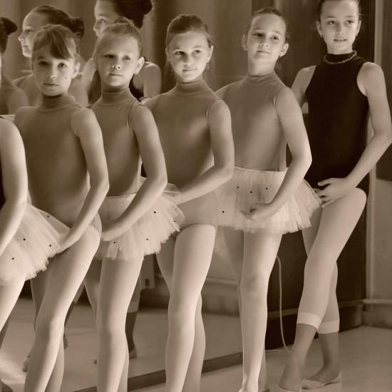 Balettóra 6.