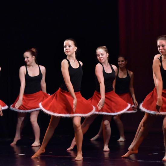 Christmas dance 2.
