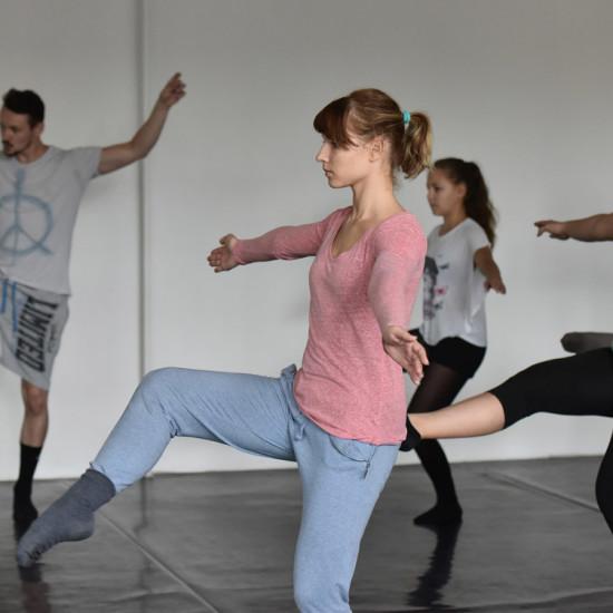 Balett workshop Kiss Róberttel 11.
