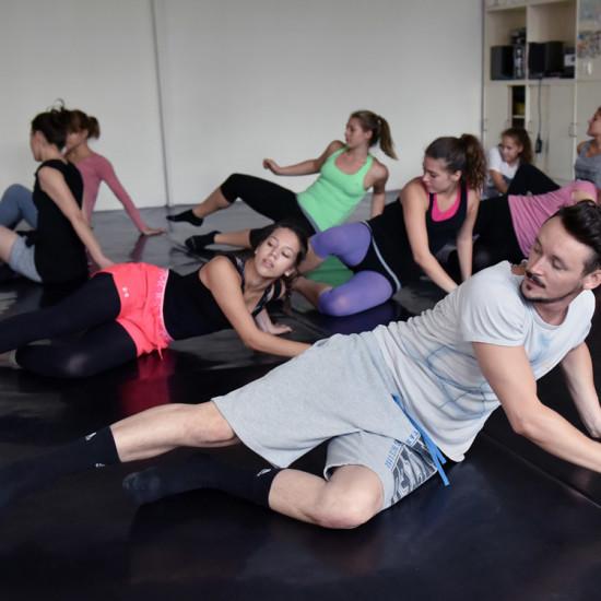 Balett workshop Kiss Róberttel 13.