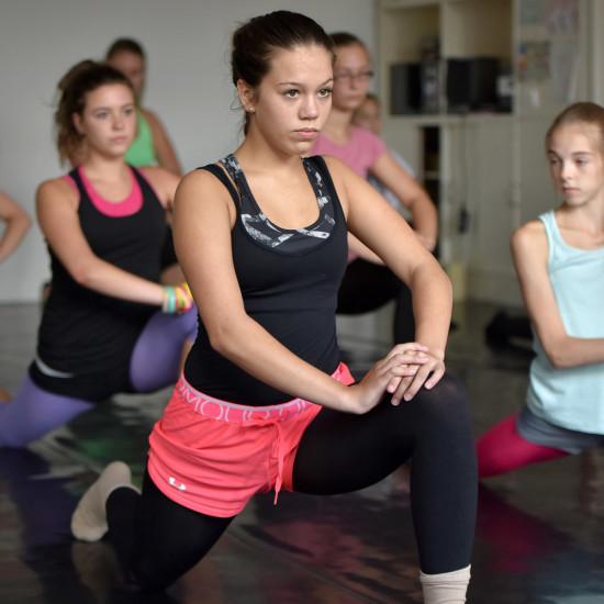 Balett workshop Kiss Róberttel 2.