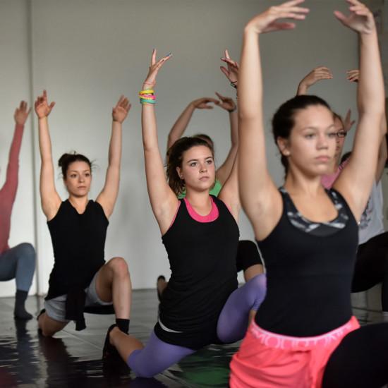 Balett workshop Kiss Róberttel 3.