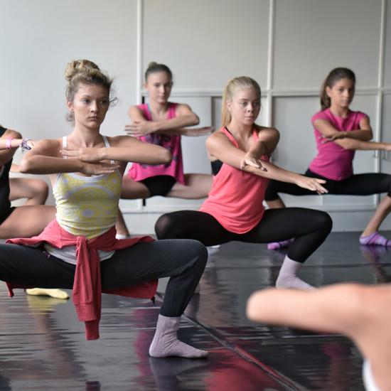 Balett workshop Kiss Róberttel 5.