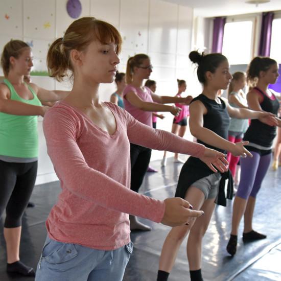 Balett workshop Kiss Róberttel 6.