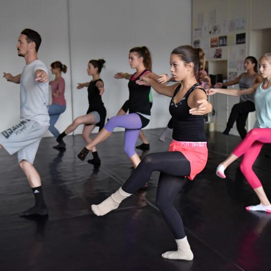 Balett workshop Kiss Róberttel 7.