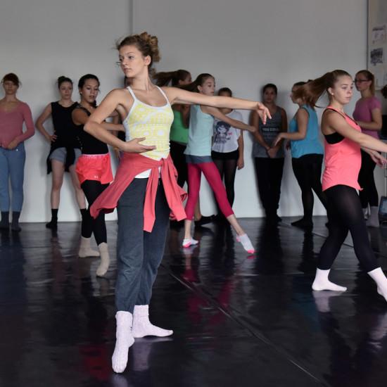 Balett workshop Kiss Róberttel 8.