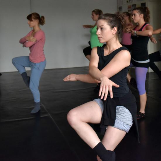 Balett workshop Kiss Róberttel 9.