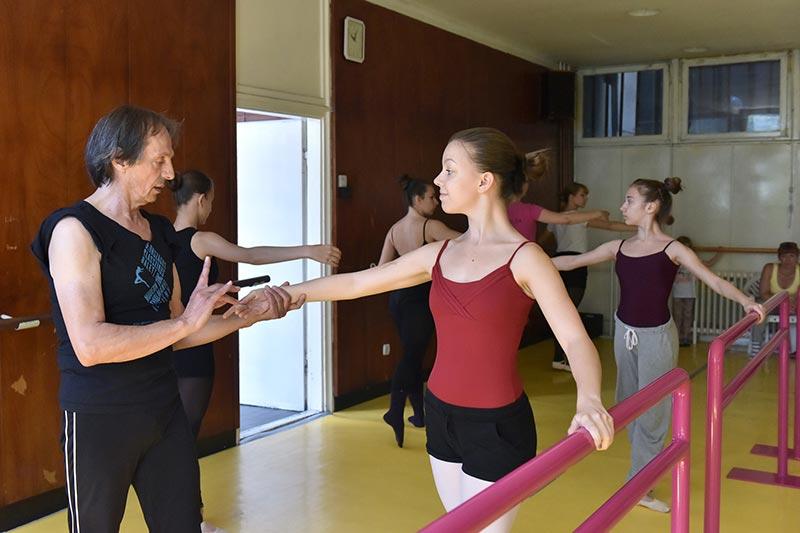 Pódium balettiskola Eger